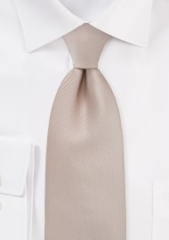 Golden Tan Necktie by Puccini