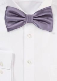 Vintage Purple Colored Bow Tie