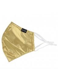 Festive Filter Mask in Vegas Gold