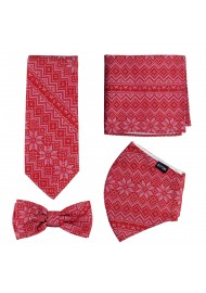 Holiday Tie Set for Men