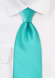 Mint Green Mens Tie