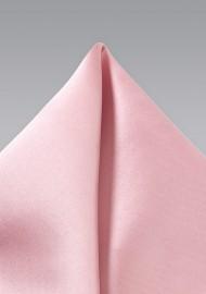 Petal Pink Pocket Square