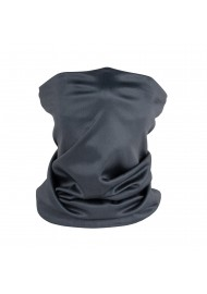 charcoal gray neck gaiter
