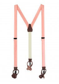 Tropical Peach Suspenders