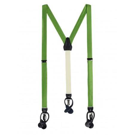 Clover Green Suspenders