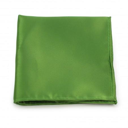 Clover Green Pocket Square