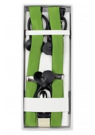 Dress Clover Green Suspenders in Box