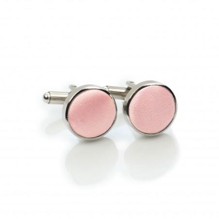 Candy Pink Cufflinks