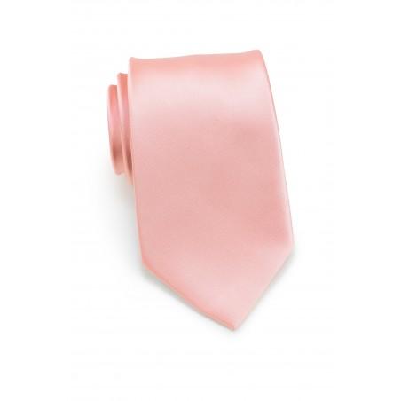 Candy Pink Necktie