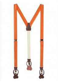 Persimmon Orange Suspenders