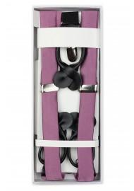 Rose Suspenders in Box