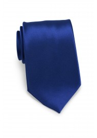 Royal Blue Mens Necktie