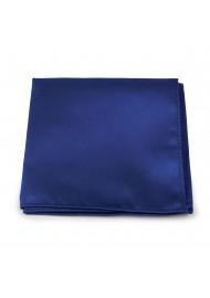 Royal Blue Pocket Square