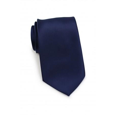 Necktie in Navy