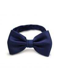 Classic Navy Bow Tie