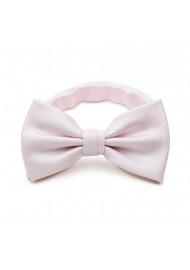 Bridal Blush Bow Tie