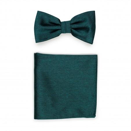 Gem Green Bowtie Set