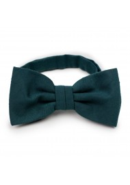 Forest Green Bow Tie