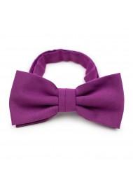 Sangria Pink Bow Tie
