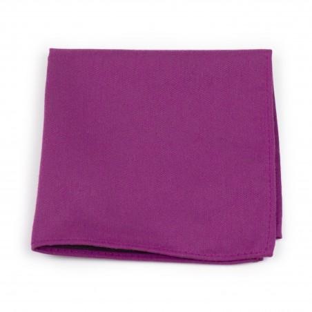 Sangria Pink Pocket Square