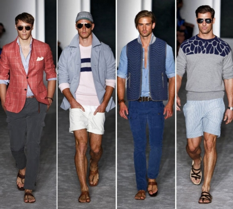 Mens Slim Cut Shorts For 2013 Fitted Shorts For Men News