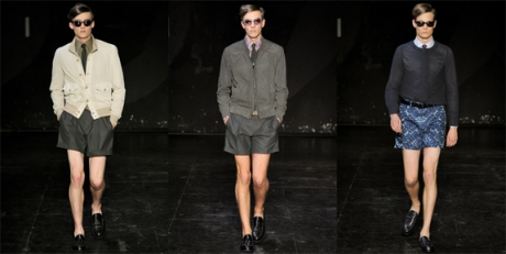 Mens Slim Cut Shorts for 2013 – Fitted Shorts for Men