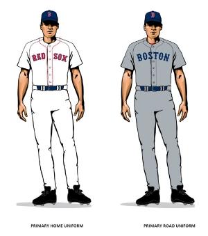 baseball home jerseys
