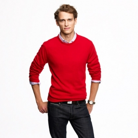 3631075d8497 Men s Style Holiday Gifts 2012  The Crew Neck Sweater – News