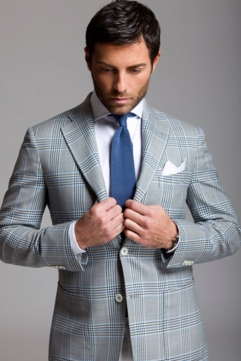 Style guide for skinny neckties