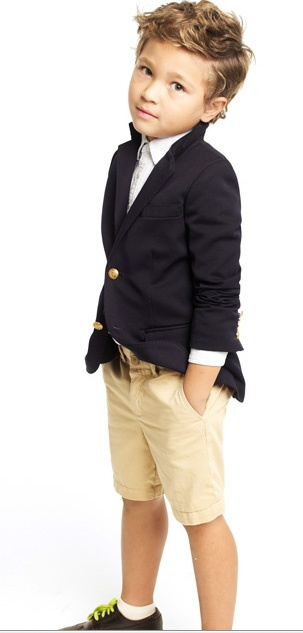 Savvy Kids Wear 2013 Style Guide For Boys
