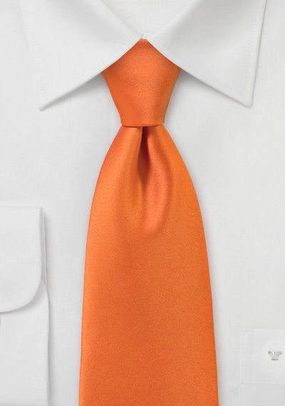 orange-designer-necktie