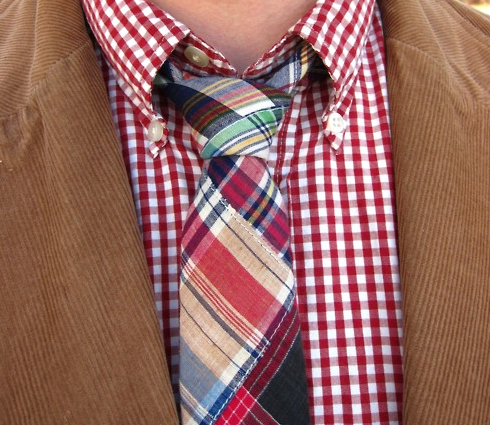 Guide to Wearing Plaid Patterned Ties