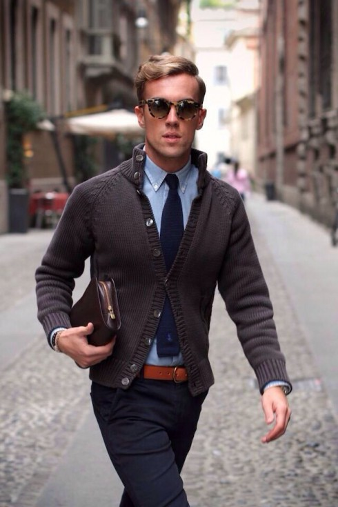 Menswear Accessories Cardigans Greatness
