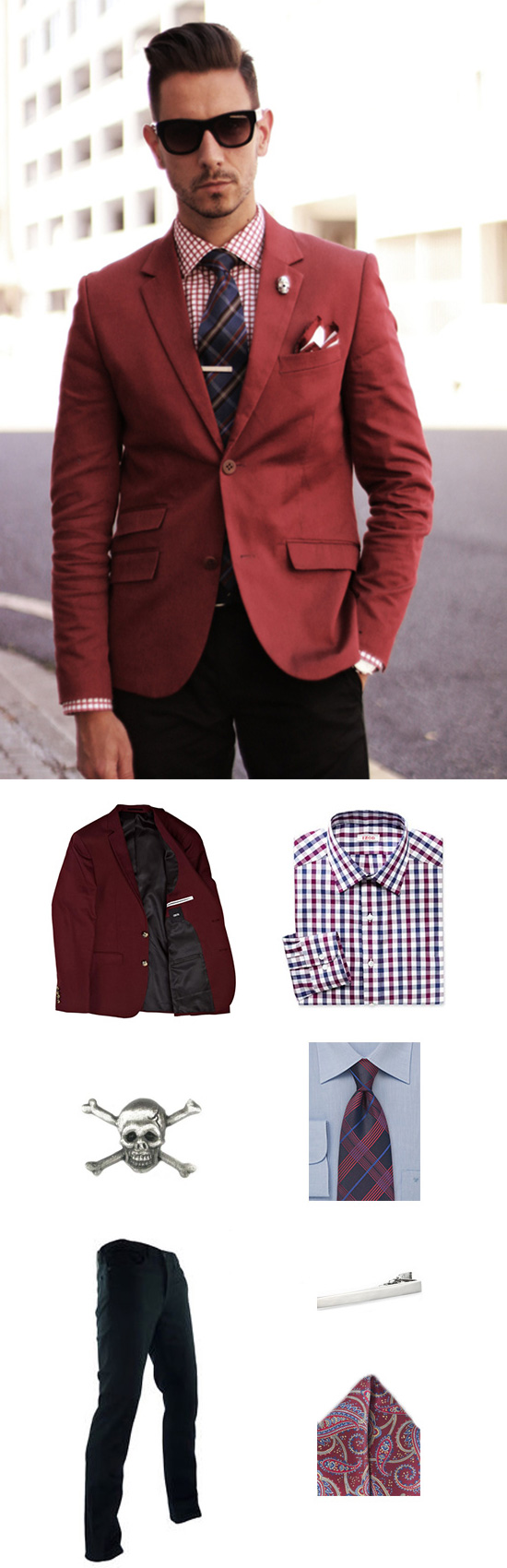 Menswear-Street-Fashion_Red_Blazer