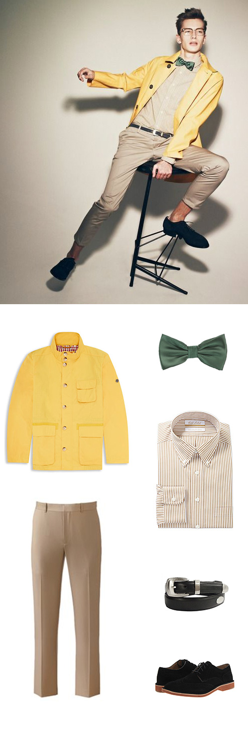 Savvy Menswear Fashion Ideas