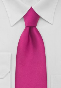 Cerise Pink Tie in Kids