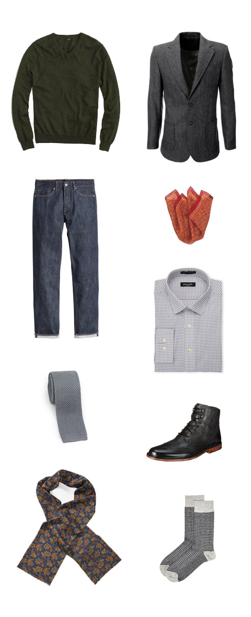Men's It Pieces For Fall