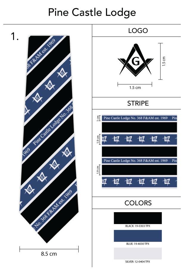 Mason-Neckties-Custom-Design
