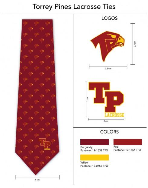 Torrey-Pines-Logo-Necktie