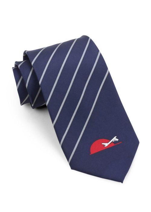 Airline Services Custom Necktie