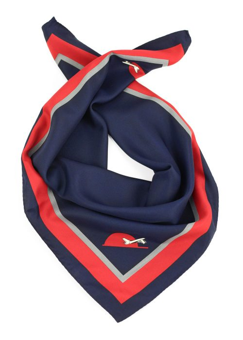 Airline Services Custom Scarf