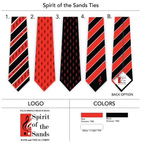 Pipe- Band-Necktie-Designs