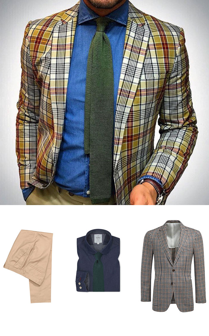 Menswear Spring Style