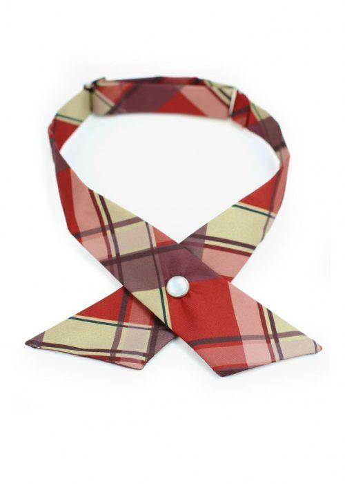 Custom Designed Women's Crosstie for School Uniform