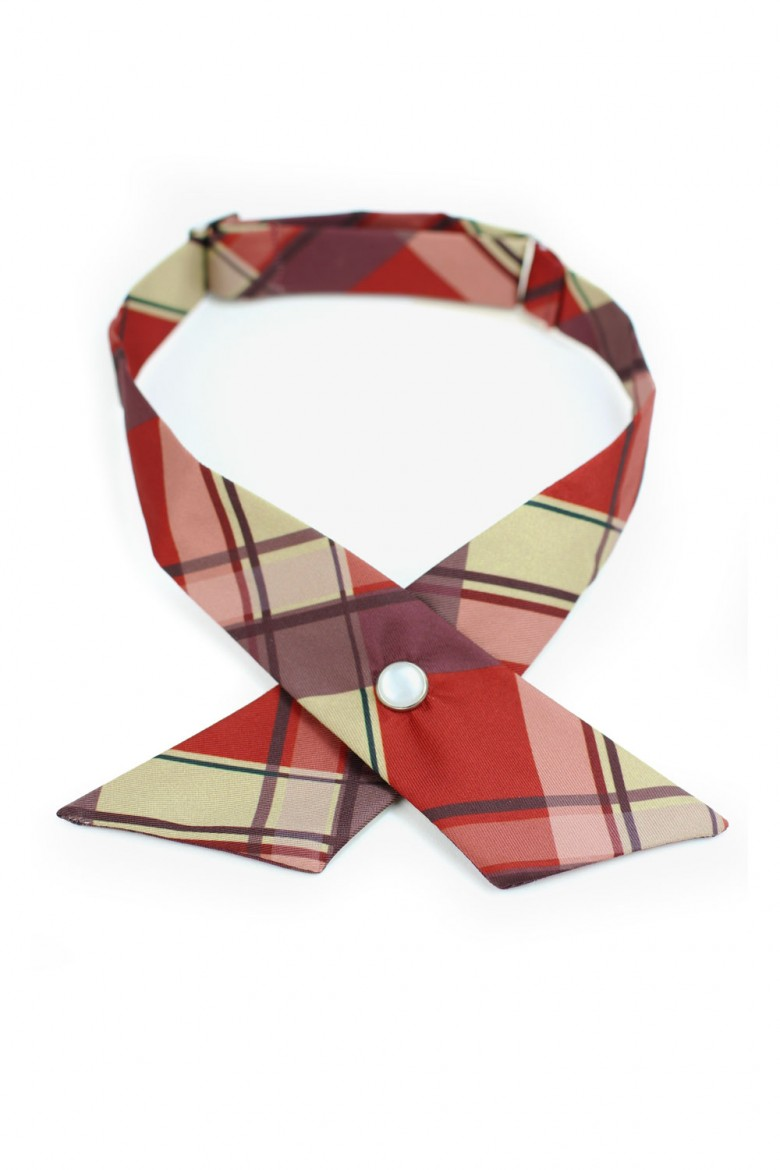 custom designed womens cross tie
