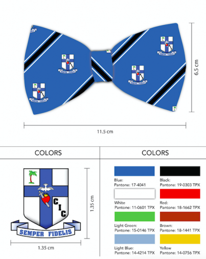 Custom Logo Bow Ties