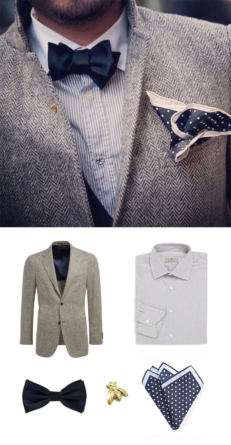 Get The Look Distinguished Fall Menswear News
