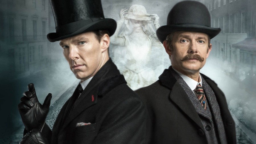 Costume Guide for Sherlock Holmes and Watson