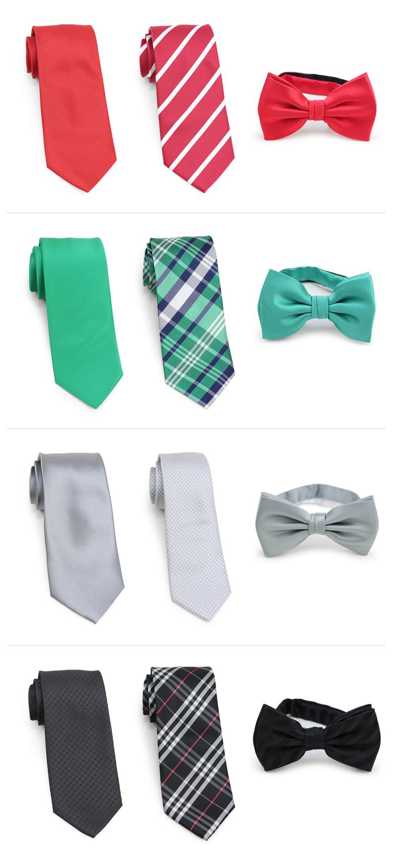 Affordable Neckwear in Bulk: Holiday Menswear