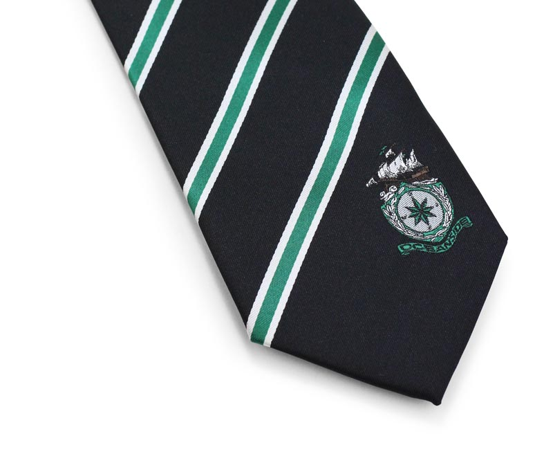 Oceanside Custom Logo Necktie